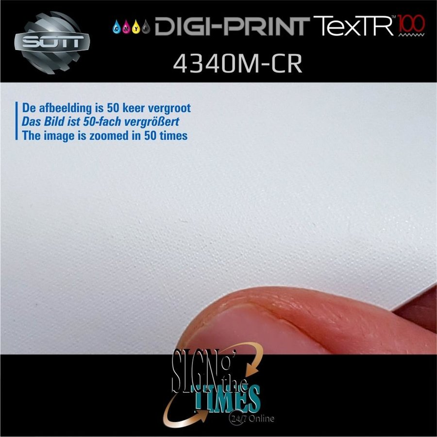 DP-4340M-CR-137 DigiPrint TexTR100™ Fabric Polyester-4