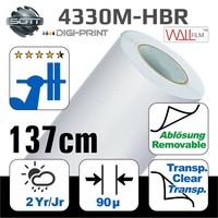 thumb-DP-4330M-HBR-137 DigiPrint HighTack Wandfolie-1
