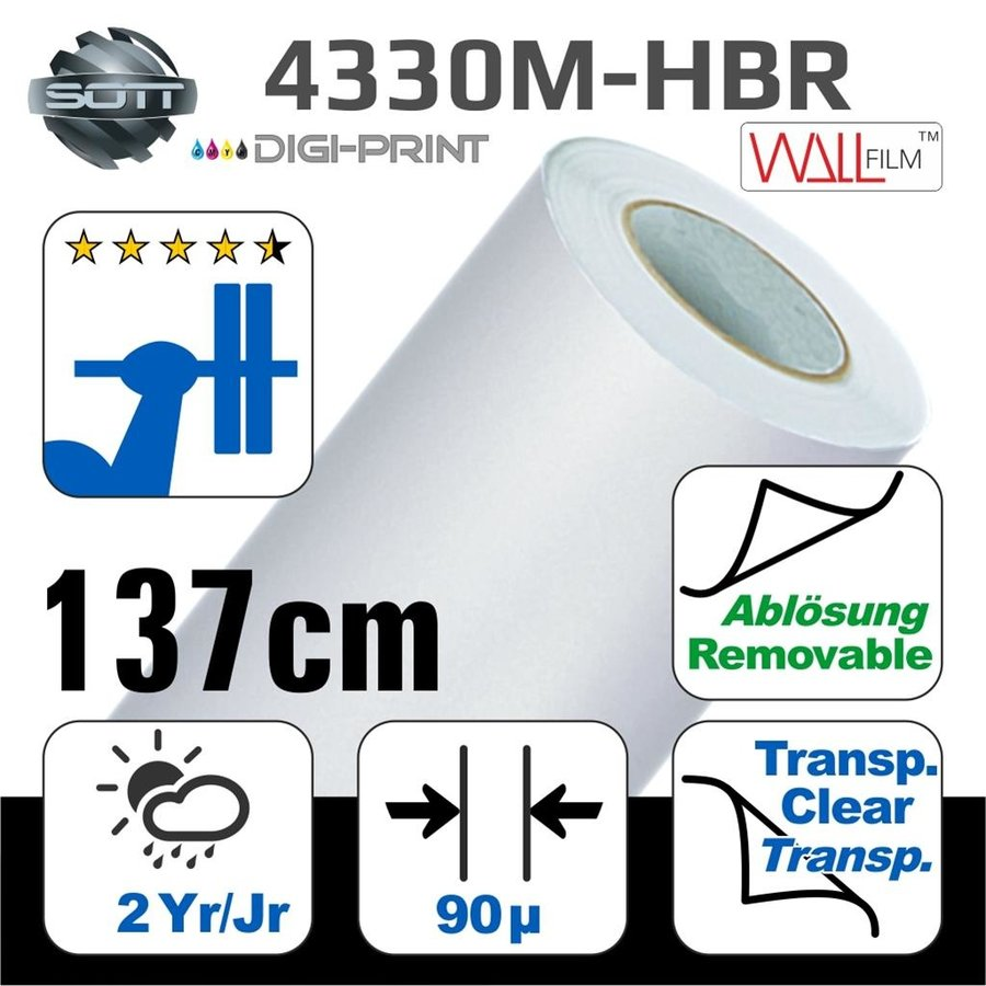 DP-4330M-HBR-137 DigiPrint HighTack Wandfolie-1