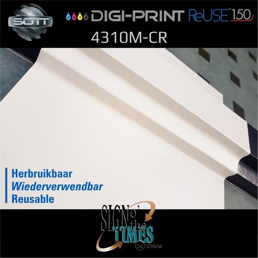 DP-4310M-CR-137 DigiPrint ReUSE150™-10