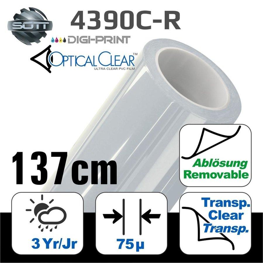 DP-4390-C-R-137 OpticalClear™-1