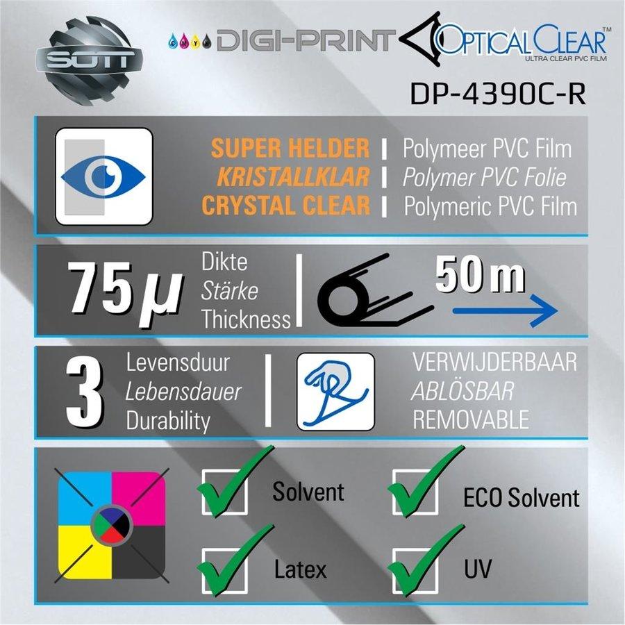 DP-4390-C-R-137 OpticalClear™-2