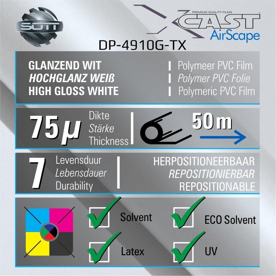 DP-4910G-T-137 DigiPrint X-Cast™ OPT™-2