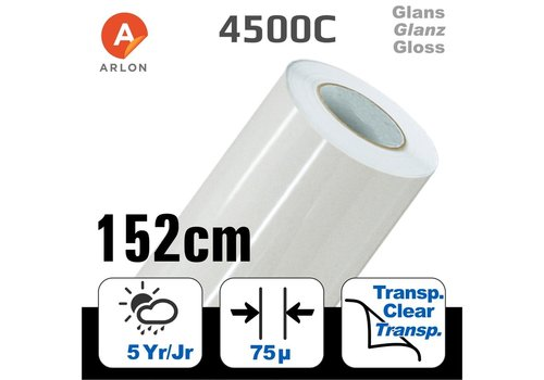 Arlon DPF-4500C-152 Transparent