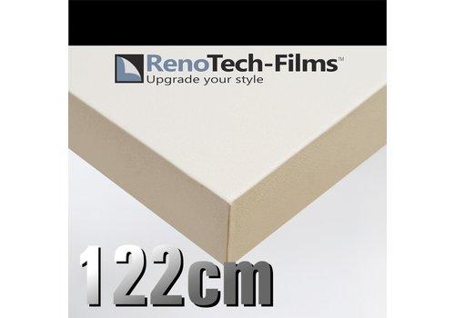 Renotech RTF-SC-N3-122 Matt eierschalenweiss (RAL 9001) leicht strukturiert