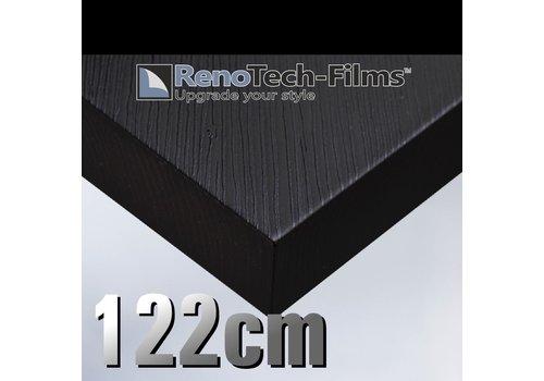 Renotech RTF-W-J2-122 Holzoptik schwarz strukturiert