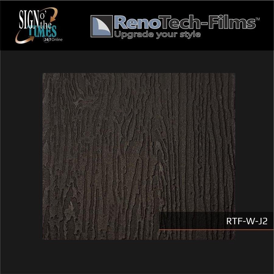 RTF-W-J2-122 Holzoptik schwarz strukturiert-2