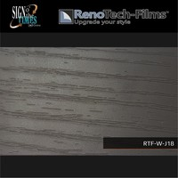 thumb-RTF-W-J18-122 Holzoptik grau strukturiert-3