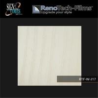 thumb-RTF-W-J17-122 Holzoptik Lichtweiß strukturiert-3
