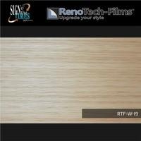 thumb-RTF-W-I9-122 Holzoptik Eiche Natur strukturiert-3