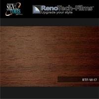 thumb-RTF-W-I7-122 Holzoptik Florida Mahagoni strukturiert-2
