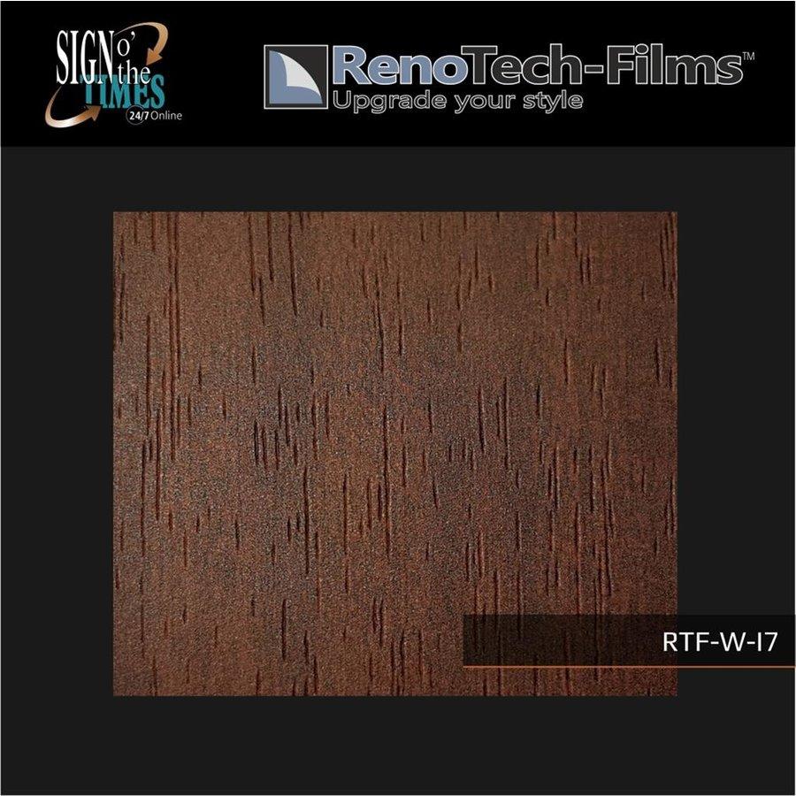 RTF-W-I7-122 Holzoptik Florida Mahagoni strukturiert-3