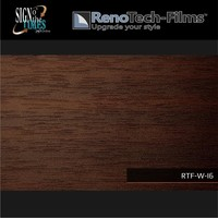 thumb-RTF-W-I6-122 Holzoptik Borneo Natur strukturiert-2