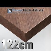 thumb-RTF-W-I11-122 Holzoptik Eiche braun strukturiert-1