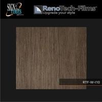 thumb-RTF-W-I10-122 Holzoptik Eiche Grau strukturiert-3