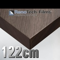 thumb-RTF-W-I10-122 Holzoptik Eiche Grau strukturiert-1