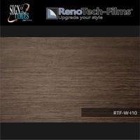 thumb-RTF-W-I10-122 Holzoptik Eiche Grau strukturiert-2