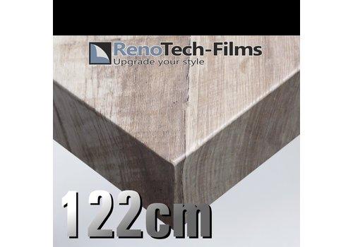 Renotech RTF-W-H8-122  Holzoptik Helles Ländliches Panel strukturiert