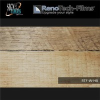 thumb-RTF-W-H8-122  Holzoptik Helles Ländliches Panel strukturiert-2