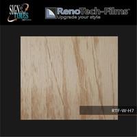 thumb-RTF-W-H7-122  Holzoptik Helles Vintage Panel strukturiert-3