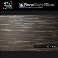thumb-RTF-W-H5-122 Holzoptik Holz Silbergebürstet strukturiert-2