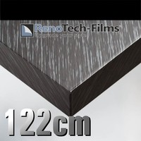 thumb-RTF-W-H5-122 Holzoptik Holz Silbergebürstet strukturiert-1