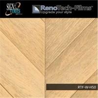 thumb-RTF-W-H50-122  Holzoptik Helles Parket strukturiert-3