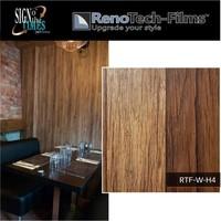 thumb-RTF-W-H4-122  Holzoptik Eiche Rustikal strukturiert-3
