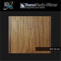 thumb-RTF-W-H4-122  Holzoptik Eiche Rustikal strukturiert-4