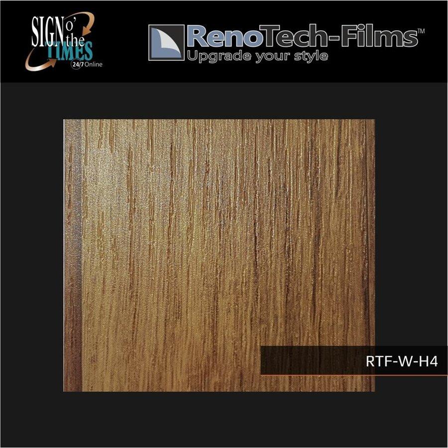 RTF-W-H4-122  Holzoptik Eiche Rustikal strukturiert-4