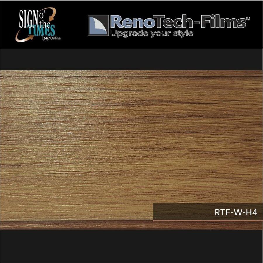 RTF-W-H4-122  Holzoptik Eiche Rustikal strukturiert-5