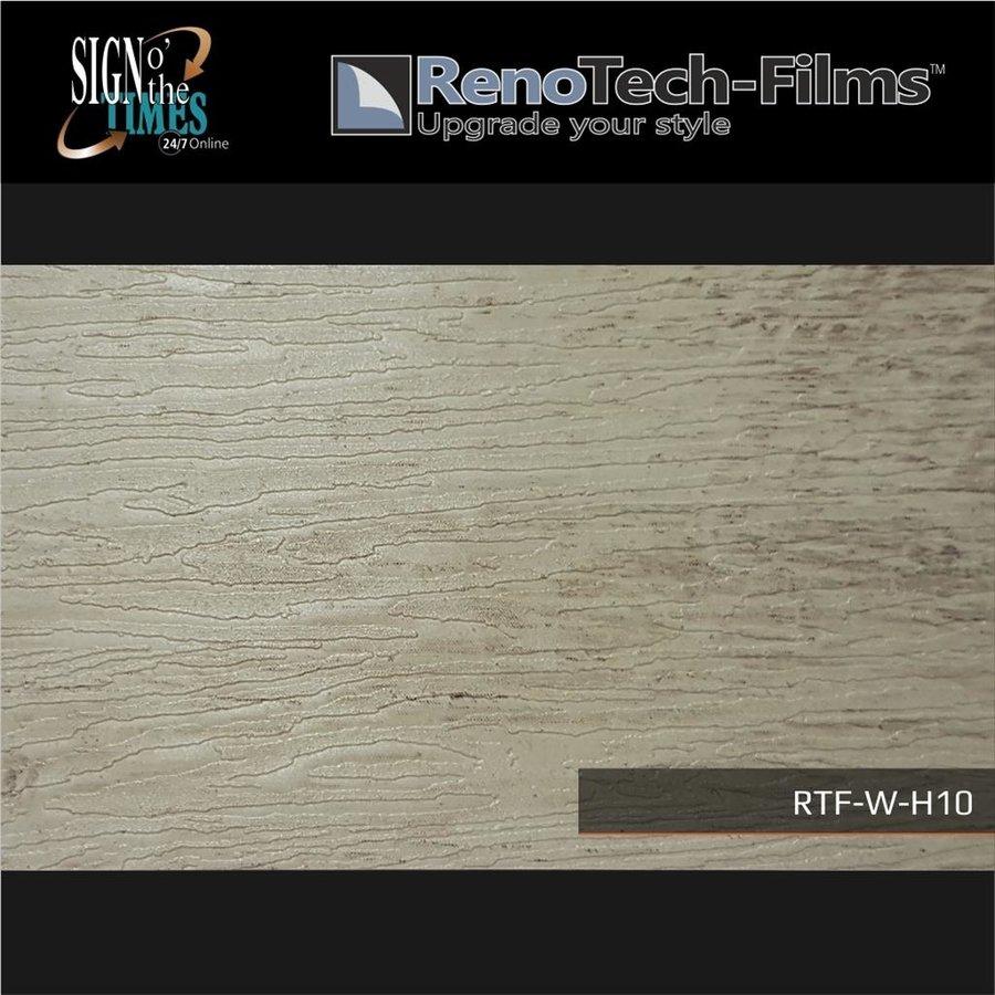 RTF-W-H10-122  Holzoptik Verblasste Graue Platte strukturiert-2