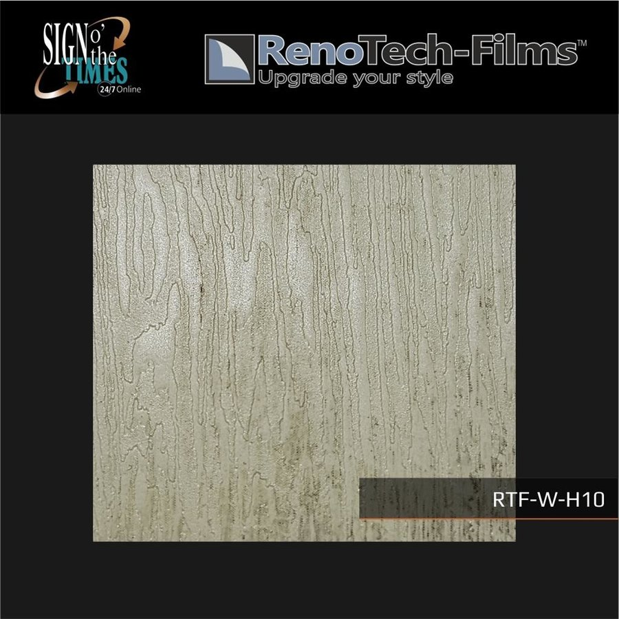RTF-W-H10-122  Holzoptik Verblasste Graue Platte strukturiert-3