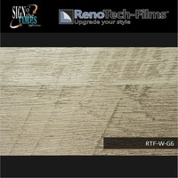 thumb-RTF-W-G6-122  Holzoptik Hell Graues Holz strukturiert-2