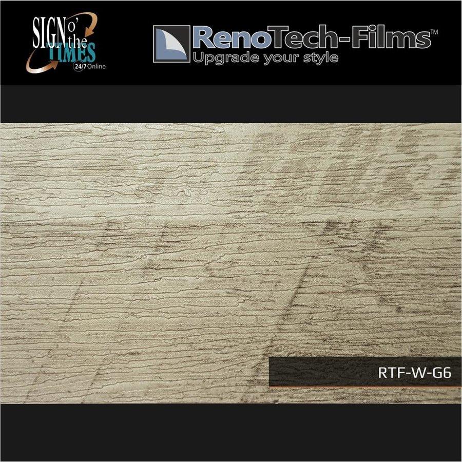 RTF-W-G6-122  Holzoptik Hell Graues Holz strukturiert-2