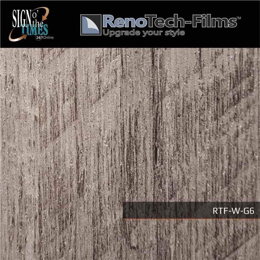 RTF-W-G6-122  Holzoptik Hell Graues Holz strukturiert-3