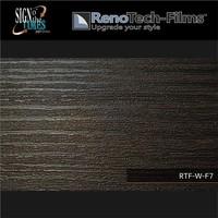 thumb-RTF-W-F7-122  Holzoptik Silber Schwarzes Holz strukturiert-2