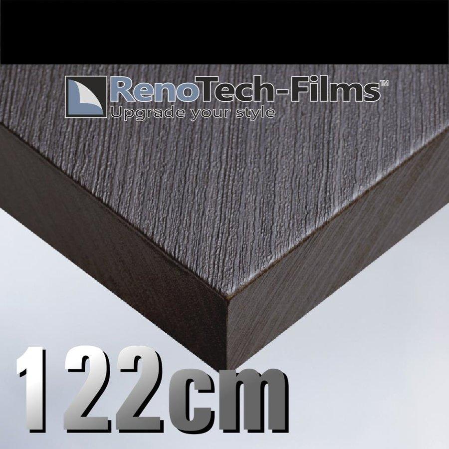 RTF-W-F7-122  Holzoptik Silber Schwarzes Holz strukturiert-1