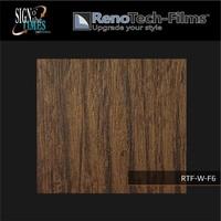 thumb-RTF-W-F6-122 Holzoptik Alte Eiche strukturiert-3