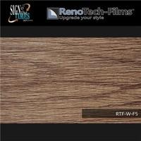 thumb-RTF-W-F5-122  Holzoptik Alte Eiche Dunkel strukturiert-4