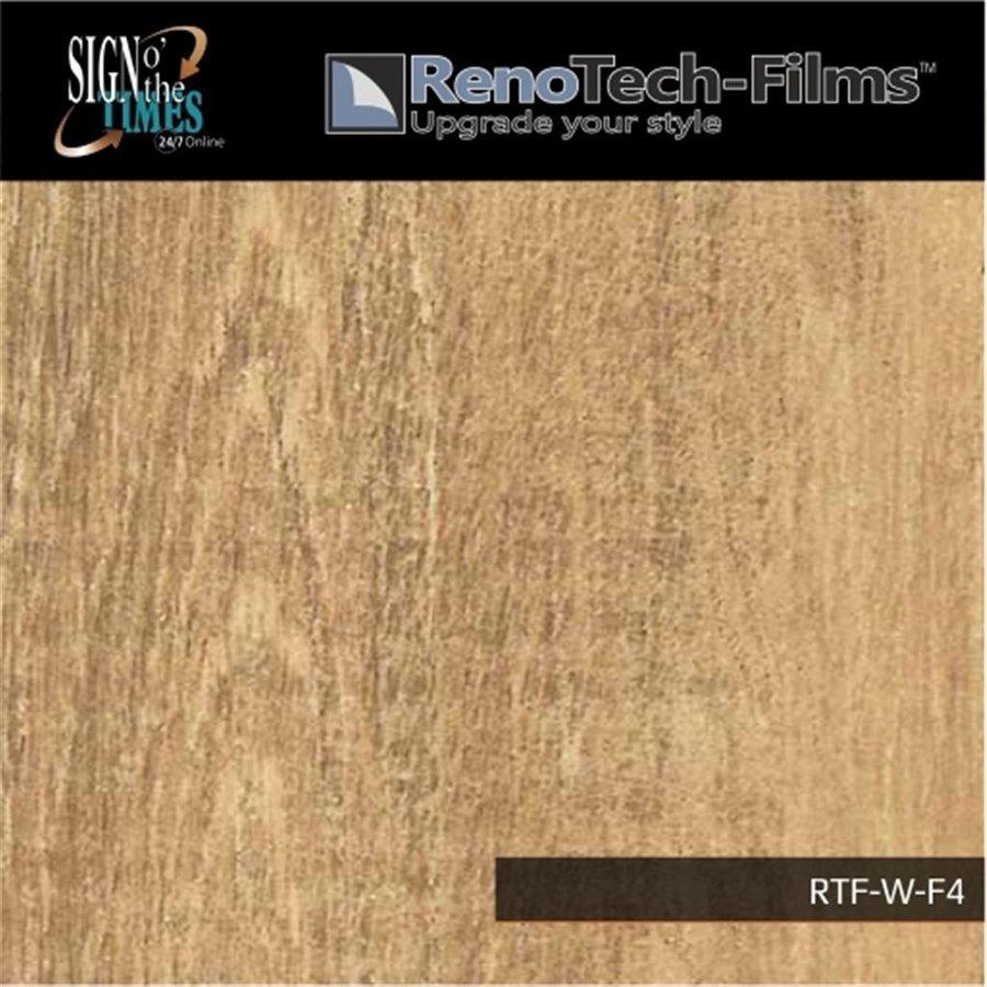 RTF-W-F4-122    Holzoptik Eiche Modern strukturiert-3