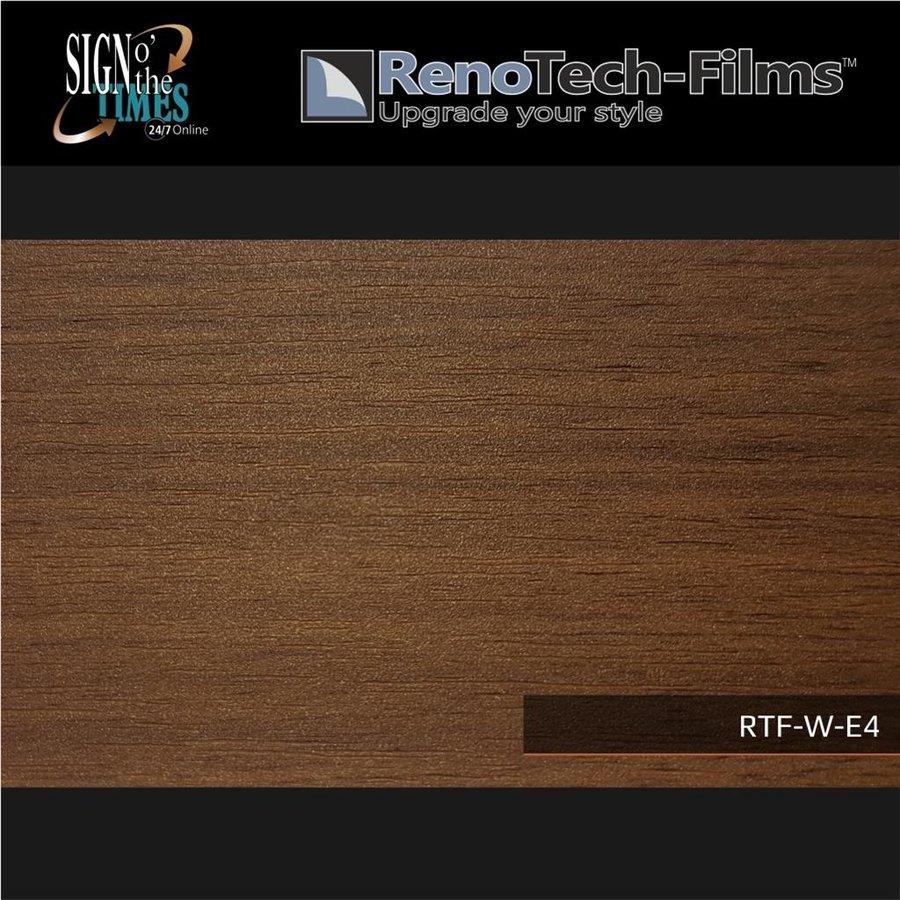 RTF-W-E4-122   Holzoptik Zebrano Bernstein strukturiert-2
