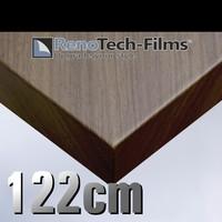 thumb-RTF-W-E4-122   Holzoptik Zebrano Bernstein strukturiert-1