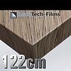 Renotech RTF-W-D4-122  Holzoptik Dunkles Zebrano strukturiert