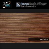 thumb-RTF-W-D3-122  Holzoptik Zebrano strukturiert-2