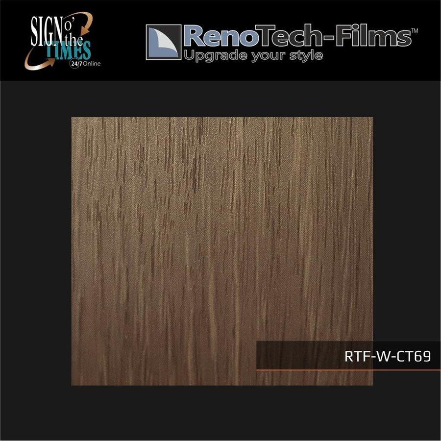 RTF-W-CT69-122 Holzoptik Holz Creme Braun strukturiert-2