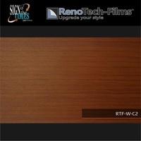thumb-RTF-W-C2-122   Holzoptik Mahagoni strukturiert-2