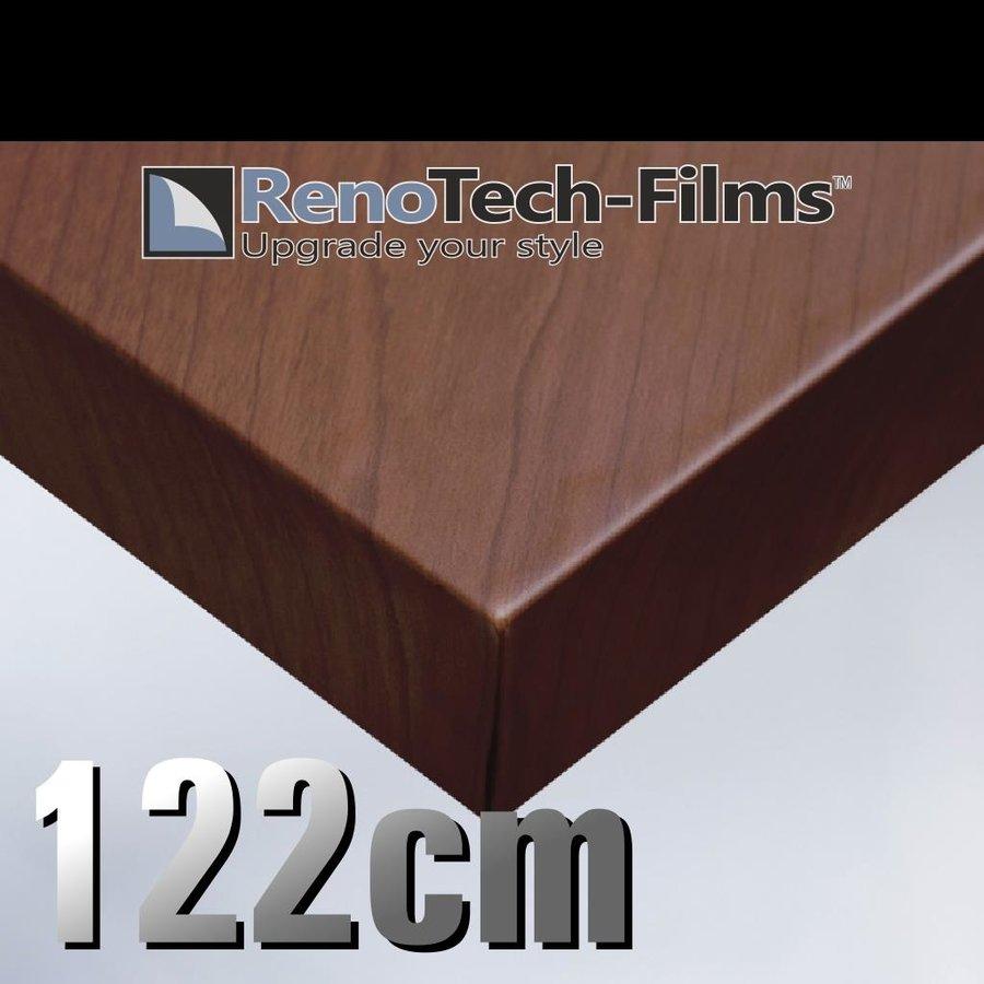 RTF-W-C2-122   Holzoptik Mahagoni strukturiert-1