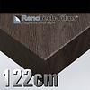 Renotech RTF-W-B9-122  Holzoptik Ebenholz Hellbraun strukturiert