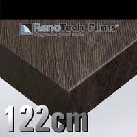 thumb-RTF-W-B9-122  Holzoptik Ebenholz Hellbraun strukturiert-1